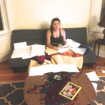 The woes of an intern (the less glamorous realities!).