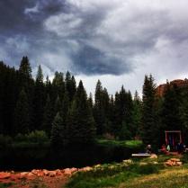 Canoeing & Kayaking @ the pond