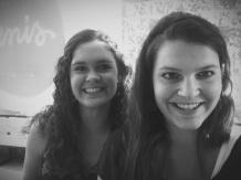 Sister visit!